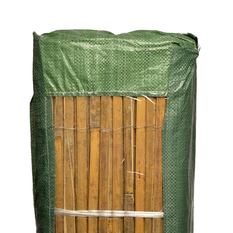 gespleten bamboemat verpakking
