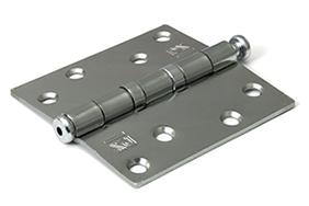 kogellagerscharnieren rechte hoeken staal 89x89